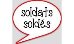 soldats soldés