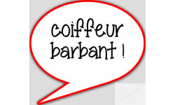Coiffeur barbant