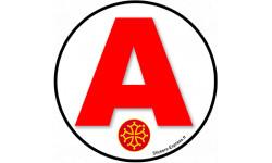 stickers / autocollant A Pays d'Oc