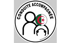 conduite accompagnée Algérien