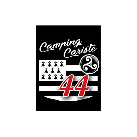 blason camping Breton 44