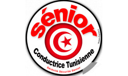 Conductrice Senior Tunisienne