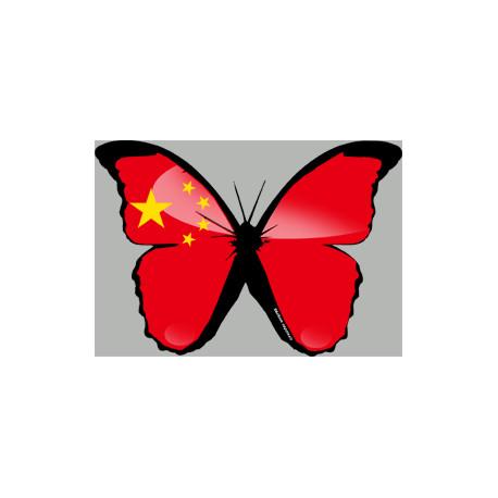 effet papillon Chinois