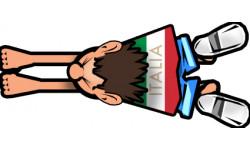 attrape voiture Italien