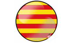 sticker Catalan