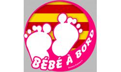 bebe a bord catalanne