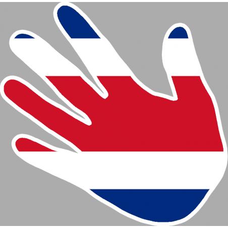 drapeau Costa Rica main