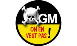 OGM on en veux pas