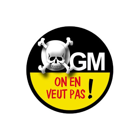 OGM on en veut pas