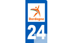 immatriculation motard de la Dordogne