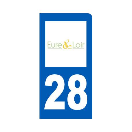 immatriculation motard de l'Eure et Loire