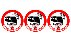 Alarme pour Caravane