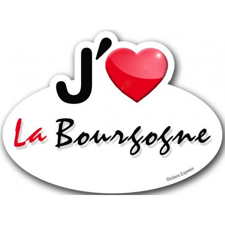 j'aime la Bourgogne