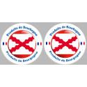 Autocollants : Stickers série Produits de la Bourgogne