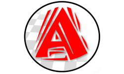Sticker / autocollant : sticker / autocollant A 17