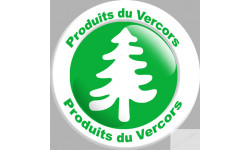 Stickers autocollant Produits du Vercors