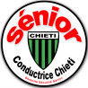 autocollant conducteur Sénior de CHIETI