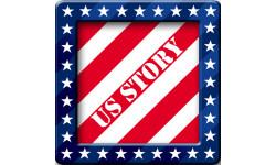 Stickers / autocollants USA 2
