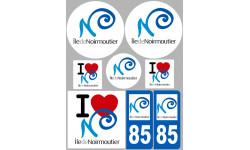 stickers autocollants Ile de Noirmoutier