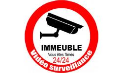 video surveillance Immeuble