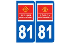 numero immatriculation 81 (region)