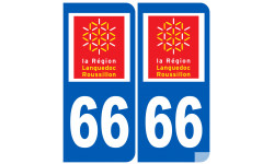 numero immatriculation 66 (region)