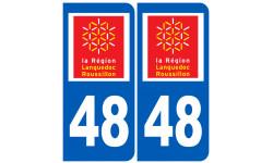 numero immatriculation 48 (region)