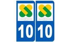 numero immatriculation 10 (region)