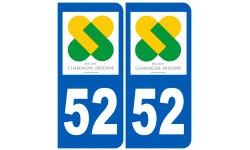 numero immatriculation 52 (region)