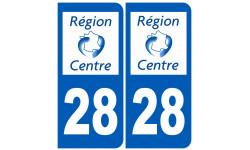 numero immatriculation 28 (region)
