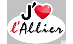 j'aime l'Allier