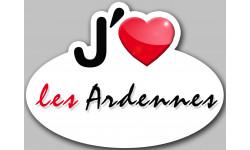 j'aime les Ardennes