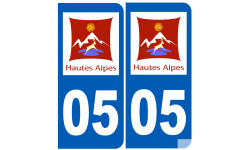numero immatriculation 05 (Hautes-Alpes)
