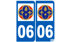 numero immatriculation 06 (Alpes-Maritimes)
