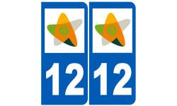 numero immatriculation 12 (Aveyron)