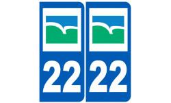 numero immatriculation 22 (Côtes-d'Armor)