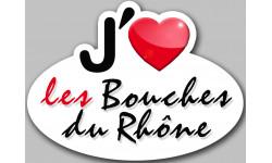 j'aime les Bouches-du-Rhône