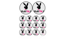 stickers / autocollants Playtil 3