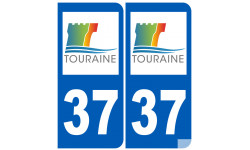 numero immatriculation 37 (Indre-et-Loire)