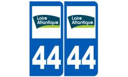 numero immatriculation 44 (Loire-Atlantique)
