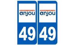 numero immatriculation 49 (Maine-et-Loire)