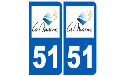 numero immatriculation 51 (Marne)
