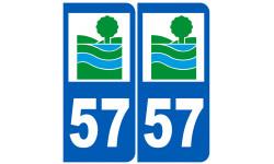 numero immatriculation 57 (Moselle)