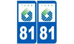 numero immatriculation 81 (Tarn)