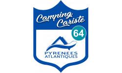 Camping car Pyrénées Atlantique 64