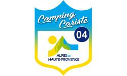 Camping car Alpes de Haute-provence 04