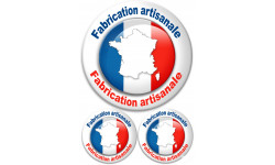 Sticker / autocollant : Fabrication artisanale