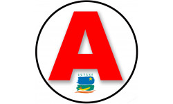 stickers / autocollant A Guyane
