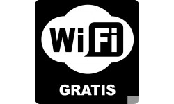 stickers WIFI gratis