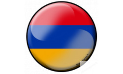 Stickers / autocollant drapeau Anglais